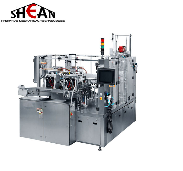 High Speed Stand Up Pouch Filling Machine,High Speed Stand